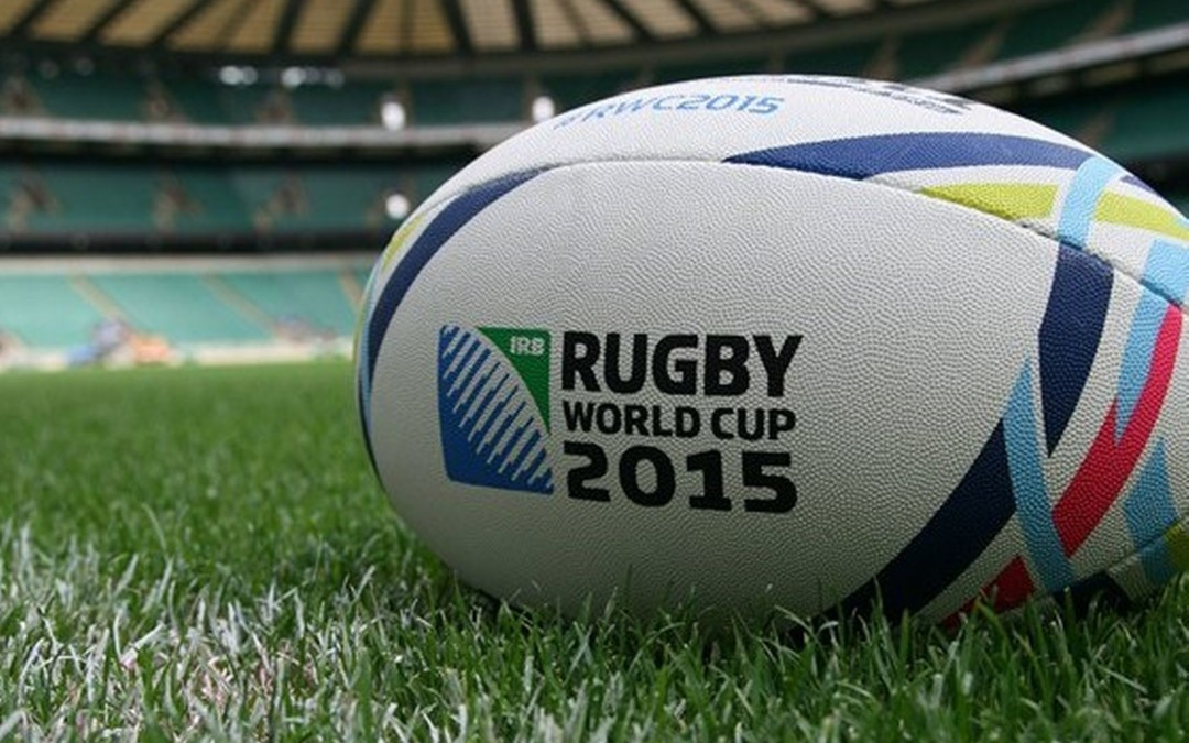 RUGBY WORLD CUP COMES TO LEICESTER