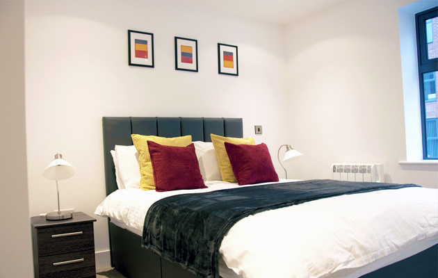 ur stay serviced apartments