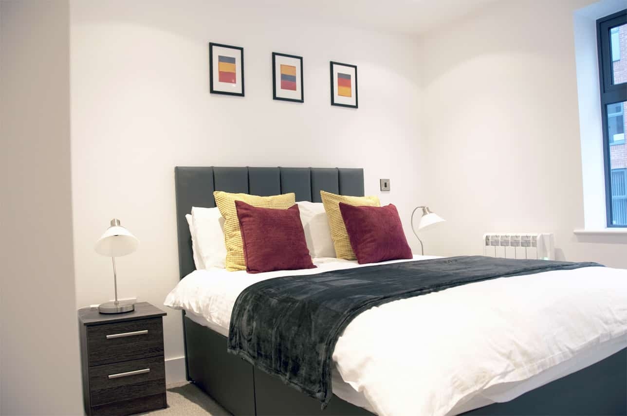 Corporate serviced apartments birmingham