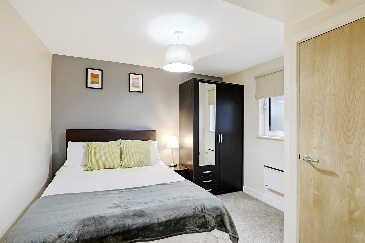 Twin-Bedroom-serviced Apartment Leicester