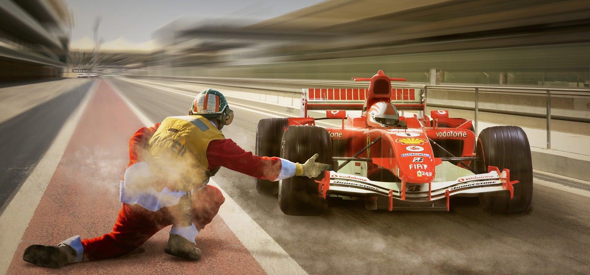 racing online during coronavirus lockdown